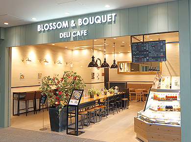 BLOSSOM & BOUQUET DELI CAFEの画像